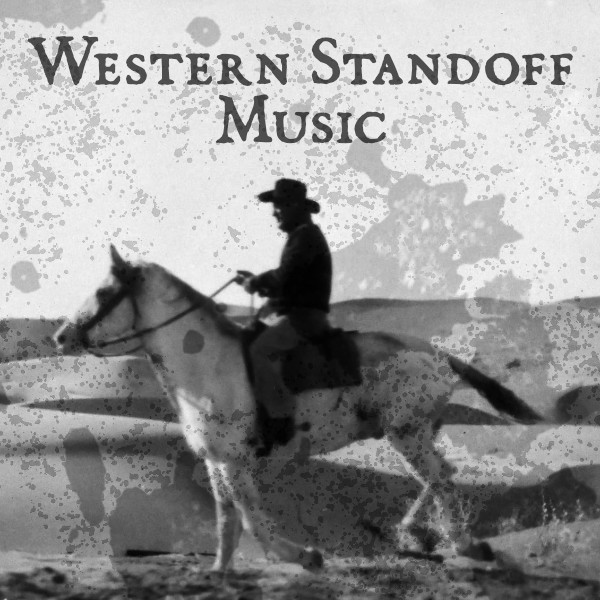 Royalty free western standoff music