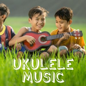 Upbeat royalty free ukulele music